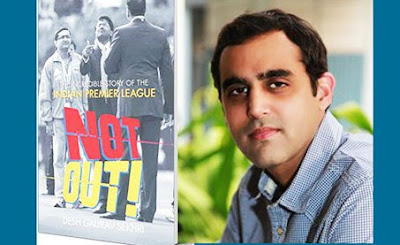 Not Out! The Incredible Story Of The Indian Premier League: Book explores intricacies of business of IPL