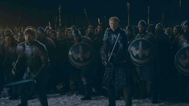 مراجعة الحلقة الثالثة من الموسم الثامن والأخير  مسلسل Game Of Thrones.. مواجهة وينترفيل لملك الليل %D9%85%D8%B9