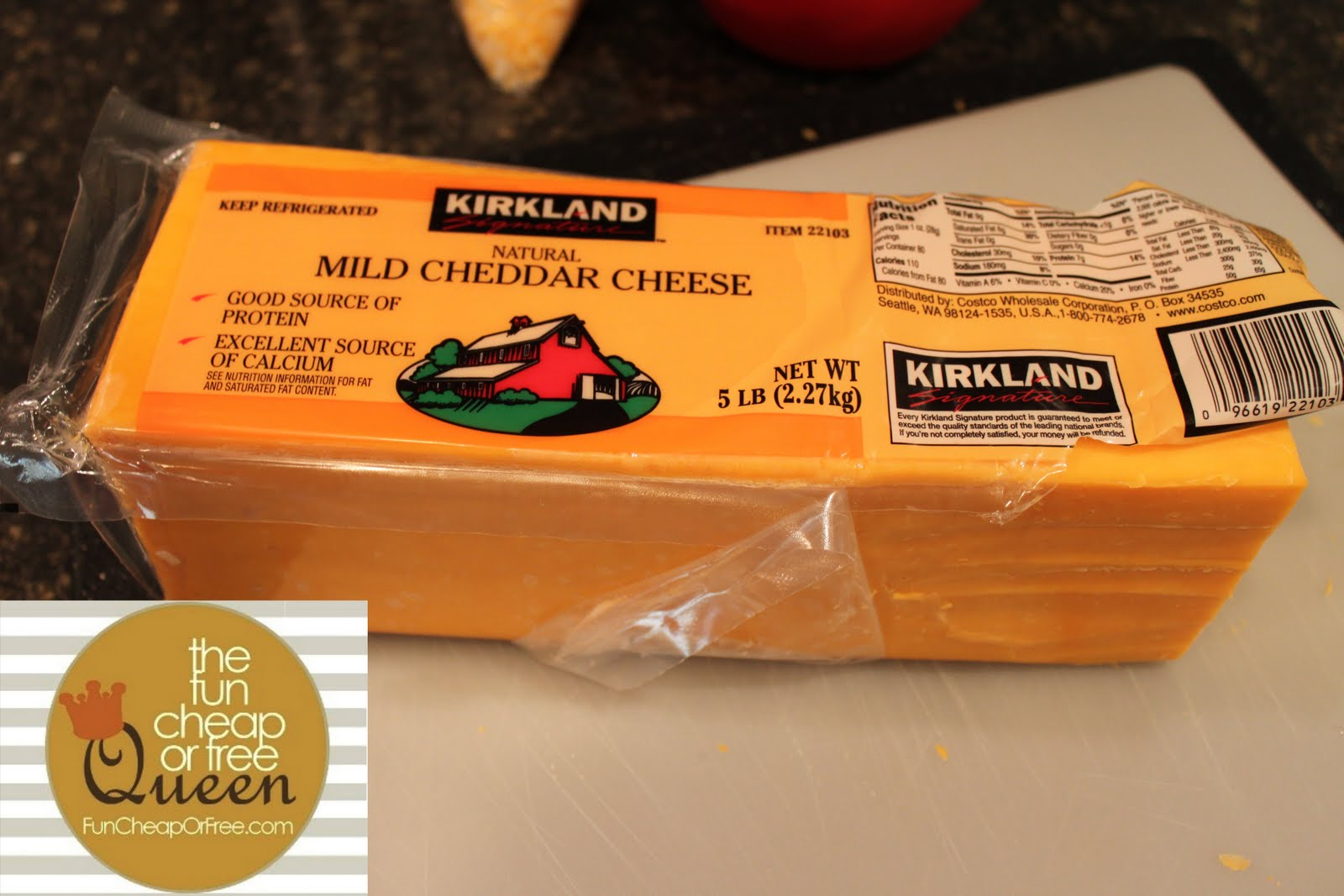 Foodie Tuesday Food Tip: Freeze your cheese!   and other