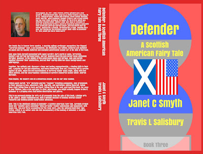Cover For Defender Minibook Three Paperback
