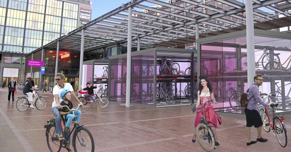 Pyöräkeskus