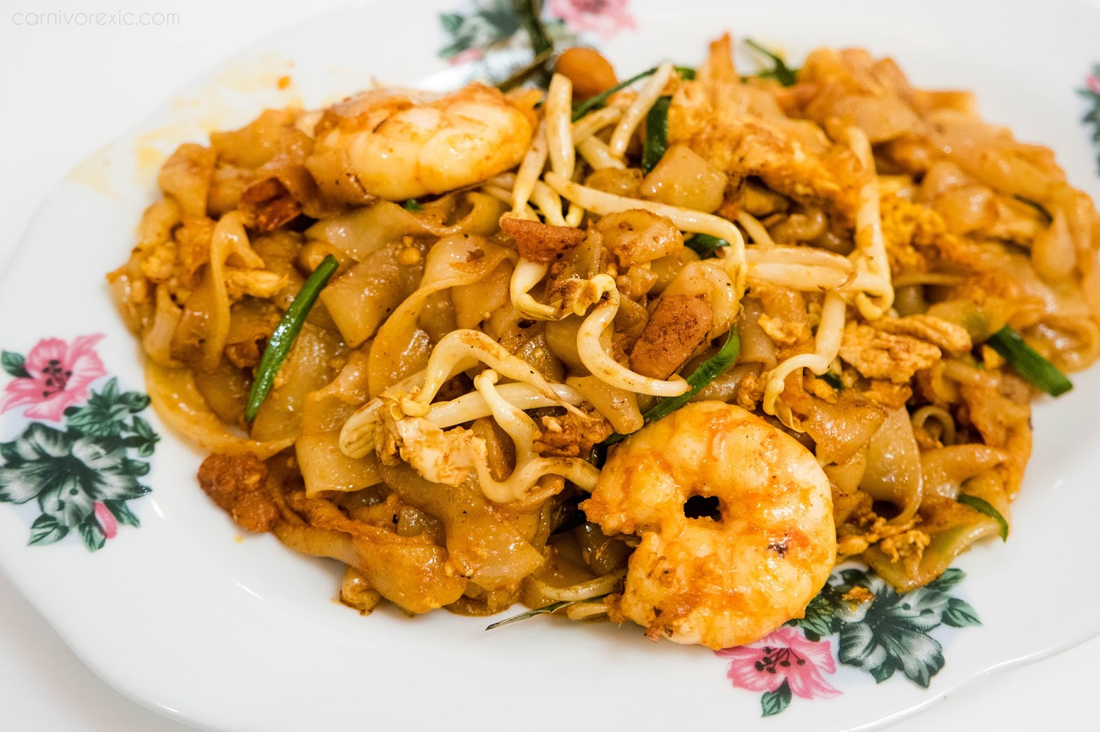 Penang Hawker Food Review