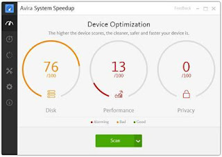 Avira System Speedup 3.1.1.4250 Full Crack