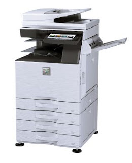 Sharp MX-6070N Printer Driver Download