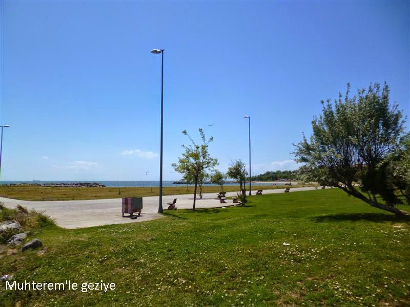 Yeşilköy beach