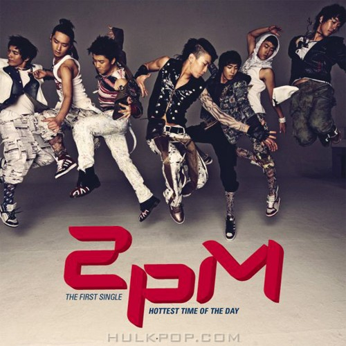 2PM – Hottest Time of the Day – EP (ITUNES PLUS AAC M4A)
