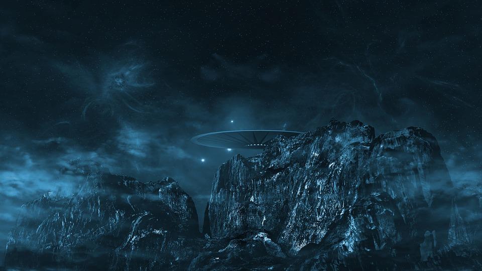 UFO, cywilizacja pozaziemska, czy wierzysz w istnienie kosmitów