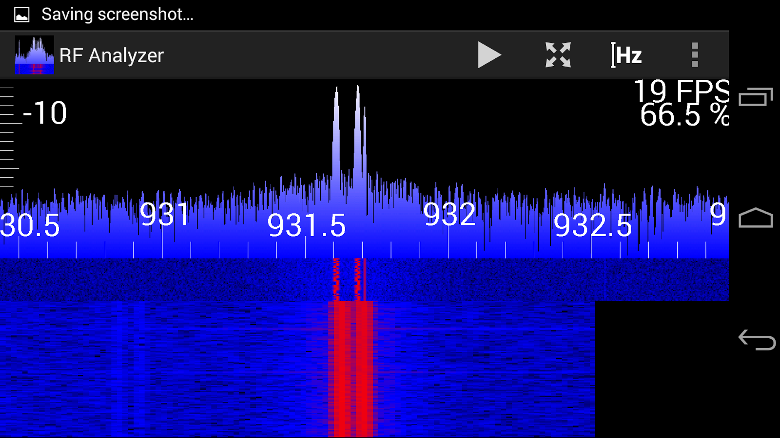 Mantz Tech: RF Analyzer - Explore the frequency spectrum with the