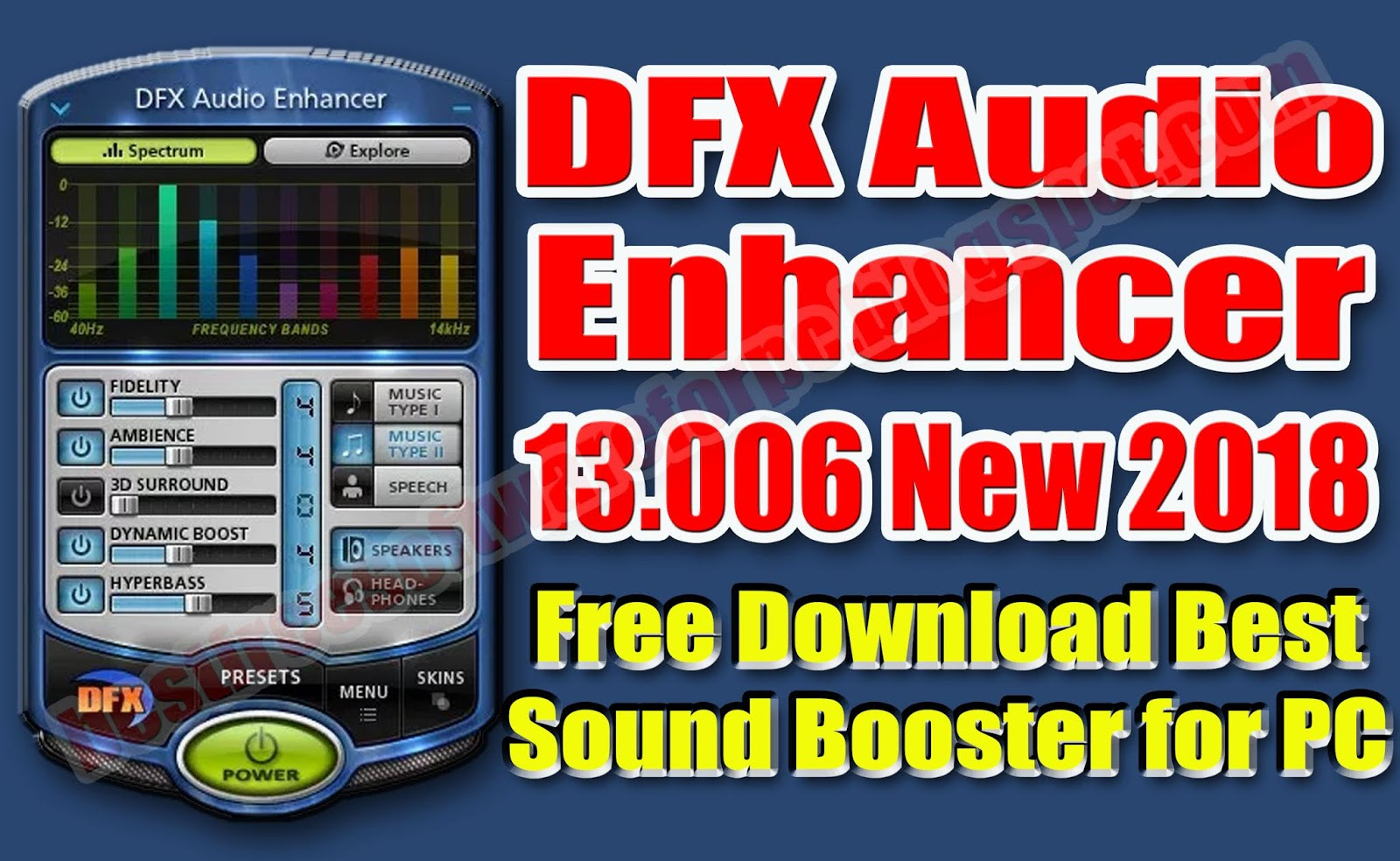 Dfx Audio Enhancer 13006 With Crack Full Version Bobby Pro Cheap Booster