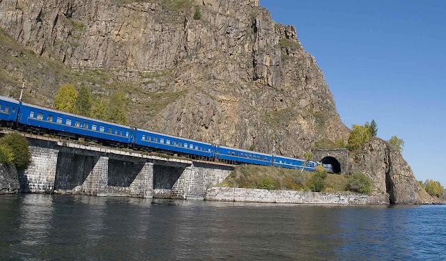 Ferrovia mais longa do mundo