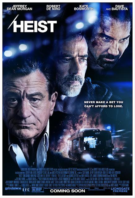 Heist (2015) ταινιες online seires xrysoi greek subs