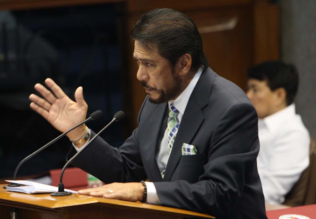 'It's Just An Expression,' Sotto Says On Duterte's 'Go To Hell' Remark To Obama