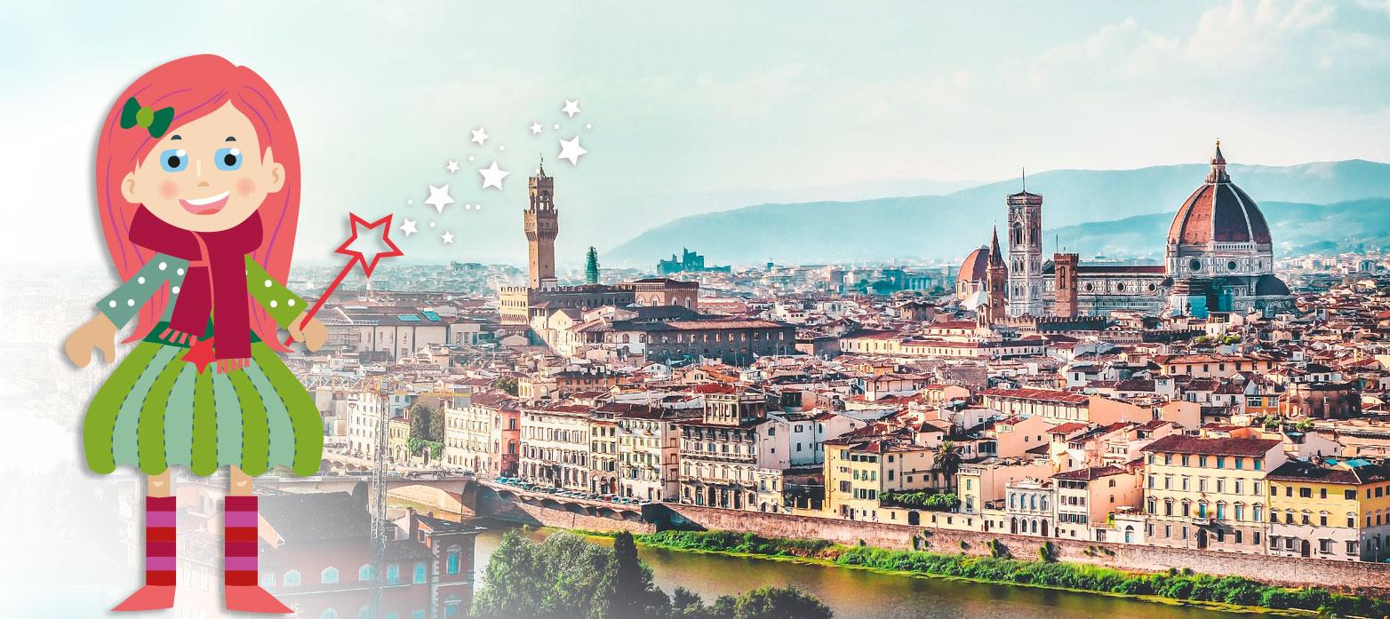 Liphi in Florenz – der Heimatstadt von Botticelli