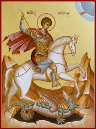 Iωάννινα:H Ελεούσα γιορτάζει τον πολιούχο της  Άγιο Γεώργιο