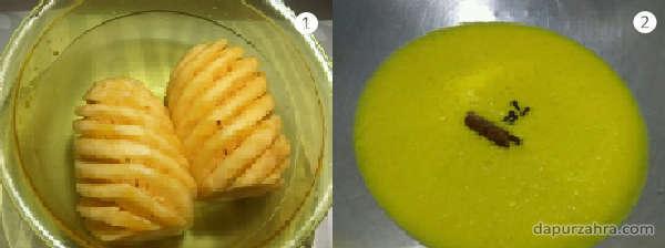 cara membuat selai nanas tahan lama
