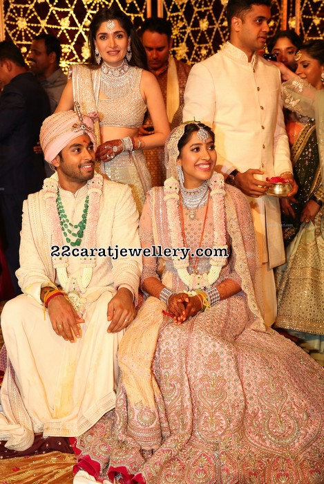 Anindith Reddy and Shreya Bhupal Wedding