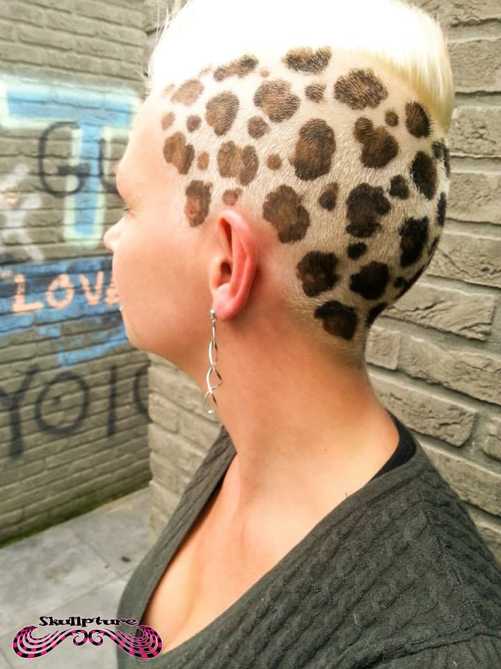 Leopard Hairstyles Images And Video Tutorials The