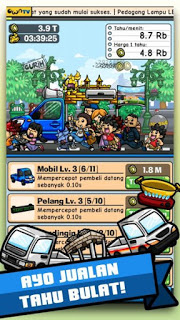 Download Tahu Bulat Mod Apk V7.0.1 ( Mod Money )