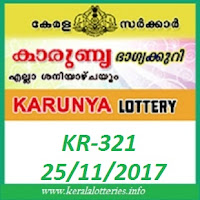 (Karunya KR-321) on November 25, 2017