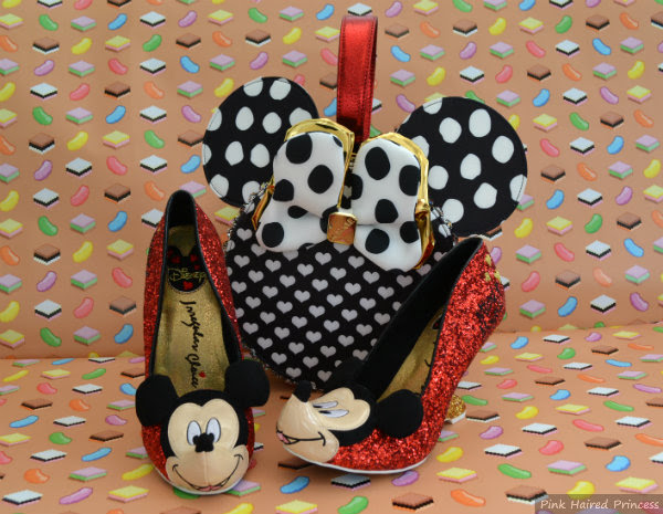 Irregular Choice Disney Oh My bag Oh Boy shoes
