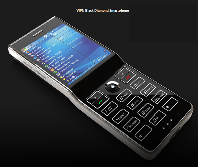 VIPN_Black_Diamond_Smartphone