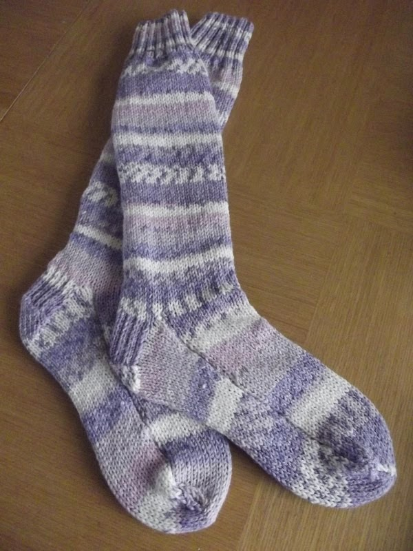 Eleanor's Crofter Socks