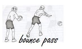Bounce pass (operan pantul)