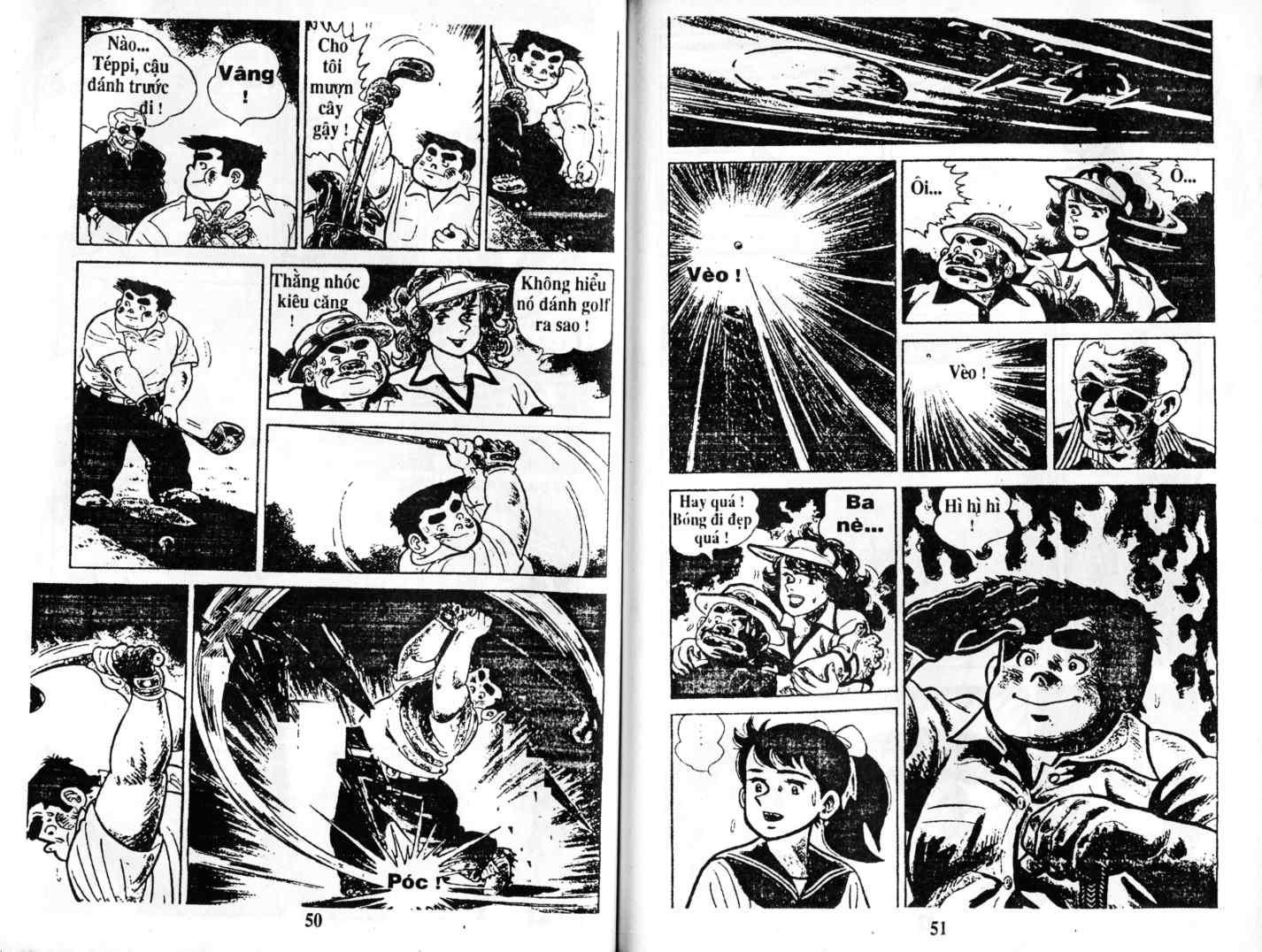 Ashita Tenki ni Naare chapter 1 trang 23