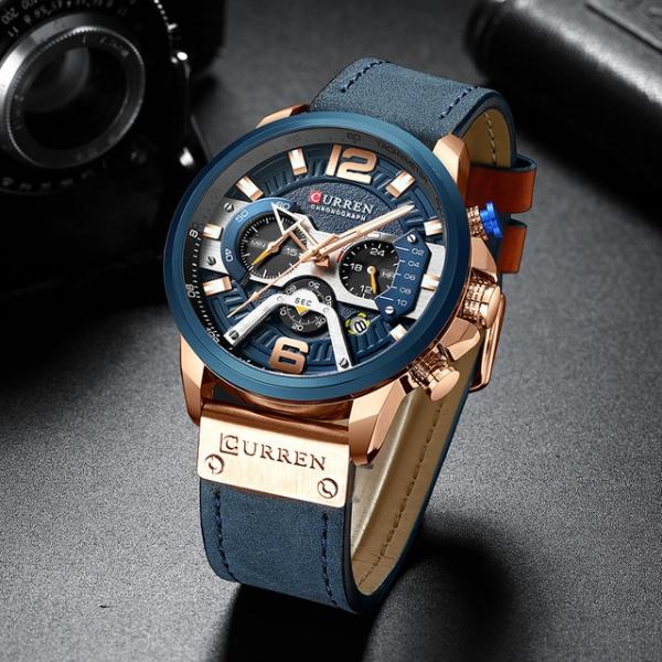 Mens stylish Sports Luxury watches