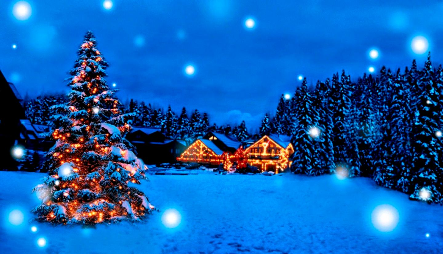 Hd Christmas Desktop Wallpaper Pixell Wallpapers