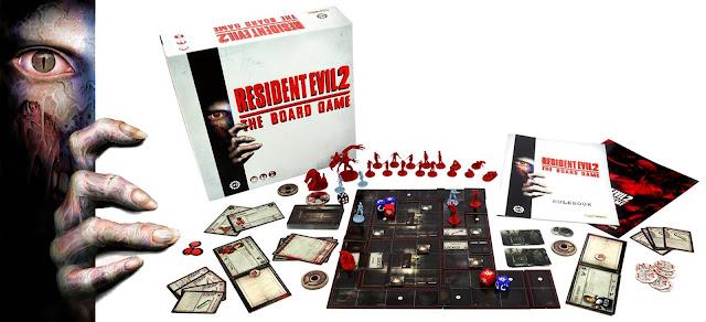 Resident Evil 2 (boardgame)