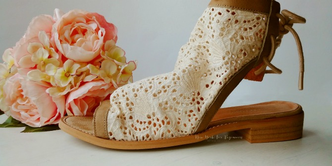 Review of Aineed boho chic sandal for back to school by Musse and Cloud sandal at New York For Beginners
