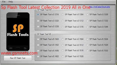 Sp Flash Tool Latest Collection 2019 All in One Download