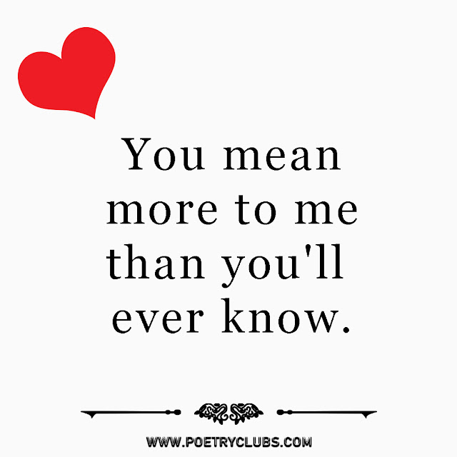 Best 'I Love You' Quotes That Will Feel Her Someone Special In Life