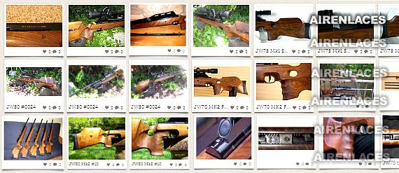Fotos carabinas de aire