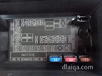 Fuse Box In Daihatsu Terios