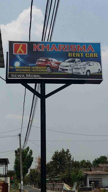 alamat rental mobil kharisma 1