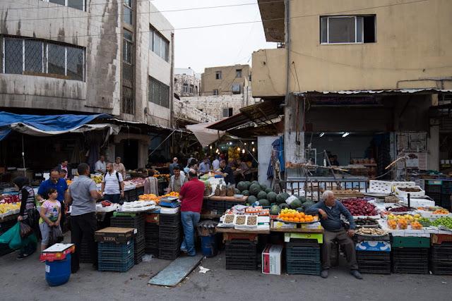Mercado de Amman