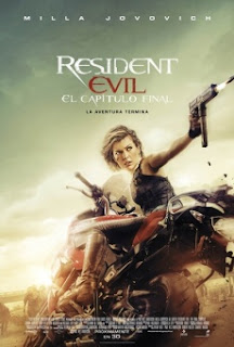 Resident Evil: El capítulo final / Resident Evil: The Final Chapter (2017) Online