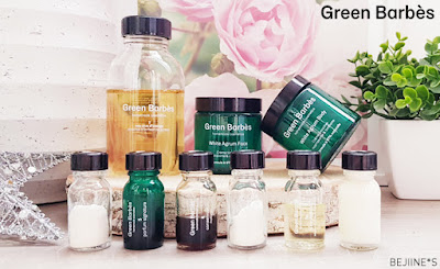 Homemade Cosmetics avec Green Barbès