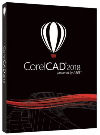 CorelCAD 2018.0 v18.0.1.1067 poster box cover