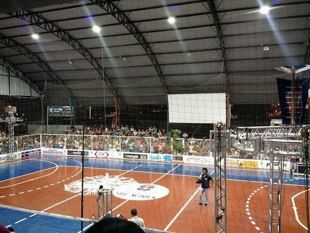 Resultados dos jogos do Campeonato de Futsal Milagrense desta segunda (29)