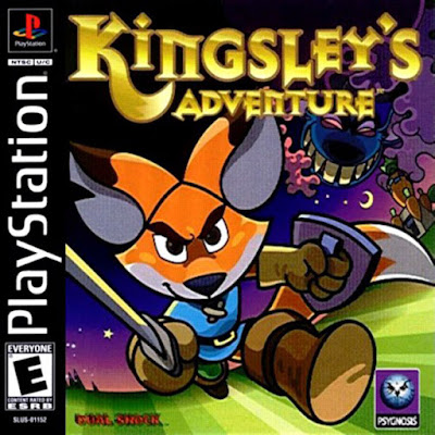 descargar kingsley's adventure psx mega