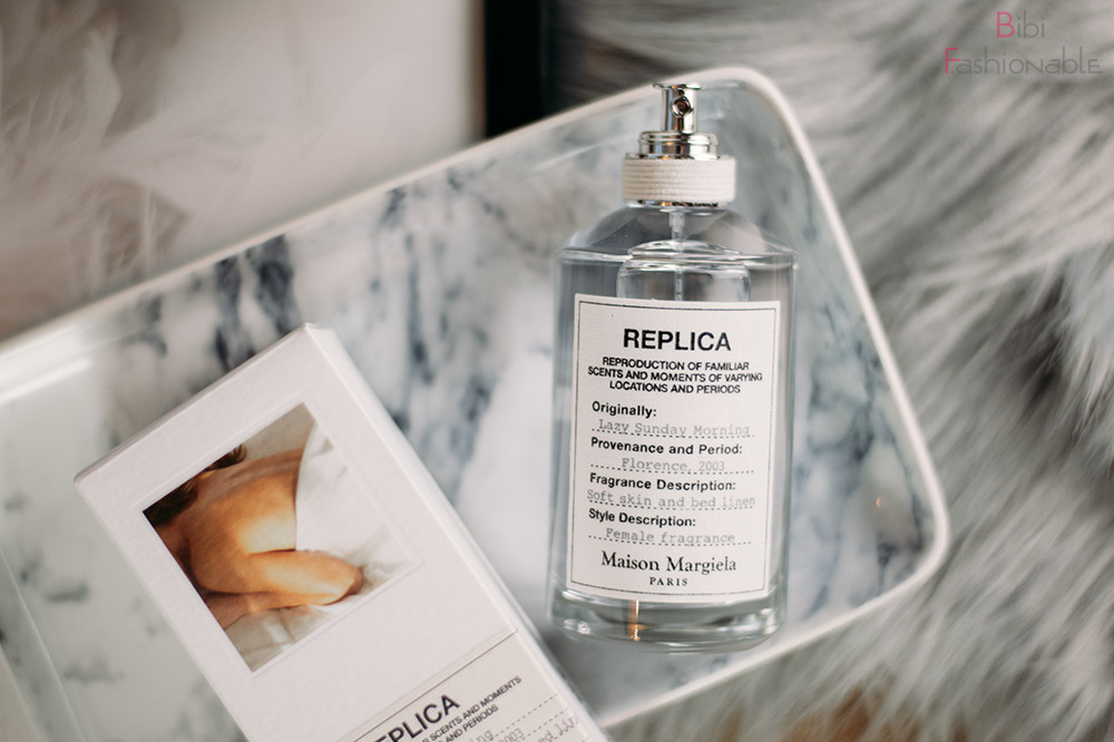 Maison Margiela Replica Lazy Sunday Morning Flatlay