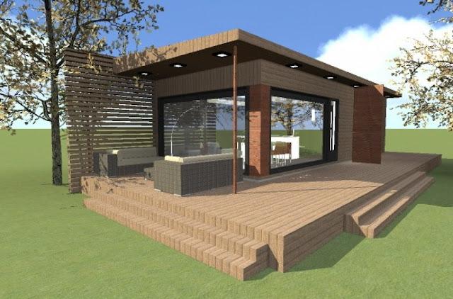 Emejing Simple Container Home Designs Photos - Decoration Design ...