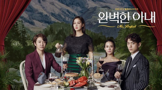 Download Drama Korea Perfect Wife Batch Subtitle Indonesia