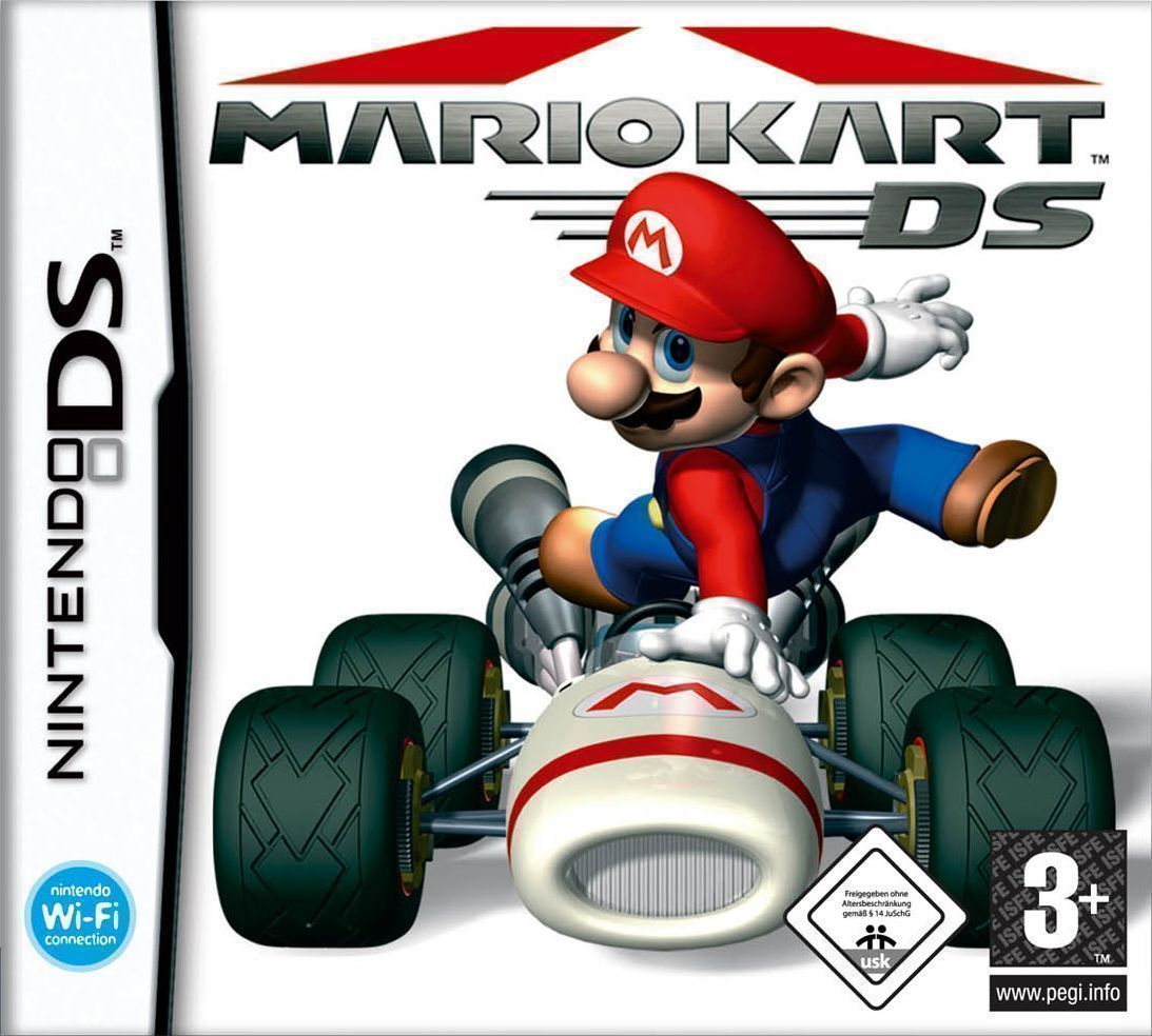 Mario Kart DS (E)