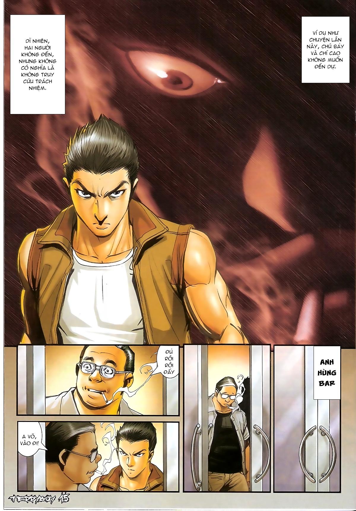 Người Trong Giang Hồ - Chapter 1321: Con trai Chó Xám - Pic 13