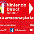 Nintendo Direct anunciada para dia 12 de abril!