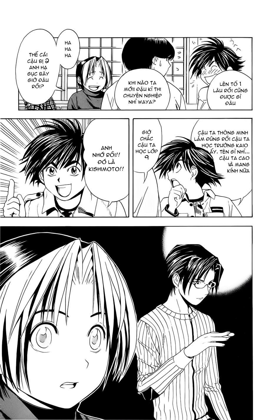 Hikaru No Go hikaru no go chap 45 trang 19